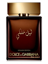 Фото Dolce & Gabbana The One Royal Night