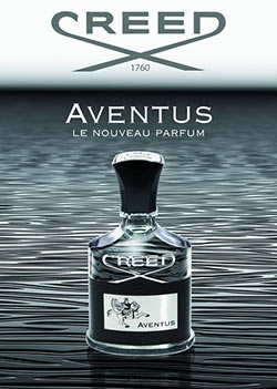 Aventus Creed Левая колонка