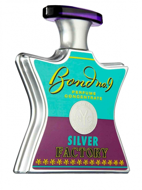 Фото Bond No 9 Andy Warhol Silver Factory