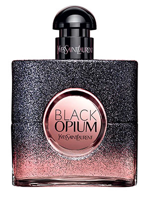 Фото Yves Saint Laurent Black Opium Floral Shock