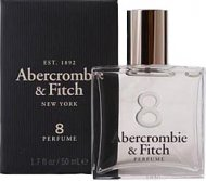 8 Perfume от Abercrombie & Fitch