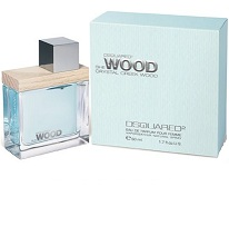 Фото DSquared2 She Wood Crystal Creek Wood