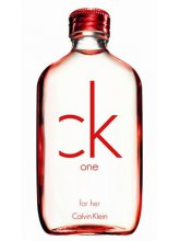 Фото Calvin Klein CK One Red Edition for Her